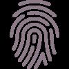 Logo Fingerabdruck