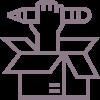 Logo aus der Box